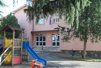 Ingresso della scuola dell'infanzia