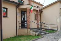 Ingresso scuola primaria di Celleno