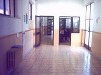 Ingresso scuola primaria di Grotte S. Stefano